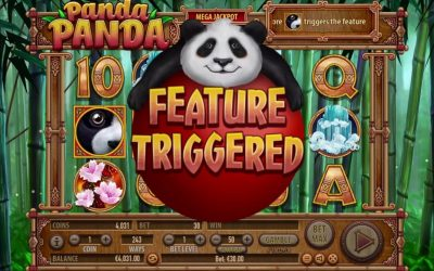 Catch The Funny Moments With Untamed: Giant Panda Slot