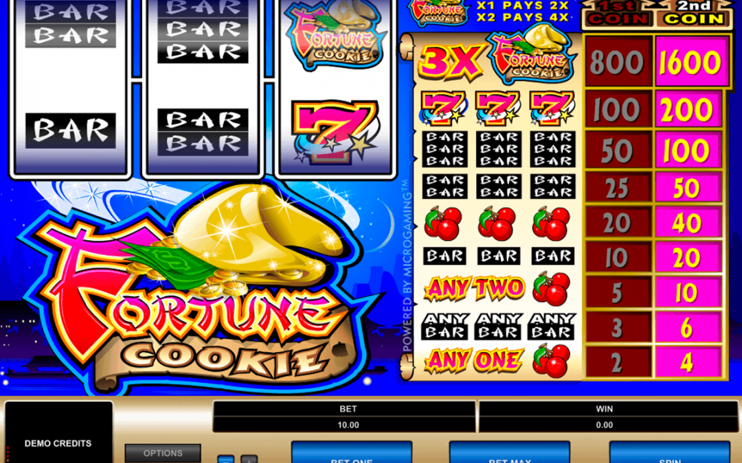 Show Your Talent With Fortune Cookies And Enjoy The Game